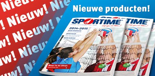 Nieuwe producten - Sportime.be