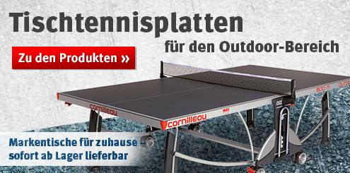 Tischtennisplatten für draußen bei Sport-Thieme