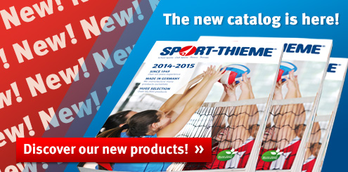 The new Sport-Thieme catalog is here!