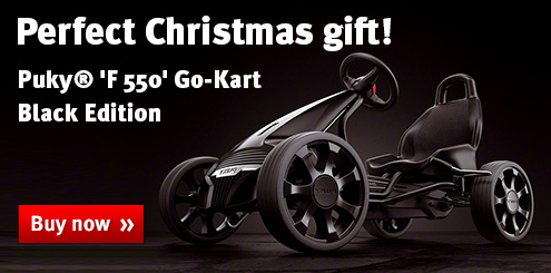 Puky® Go-Kart Black Edition